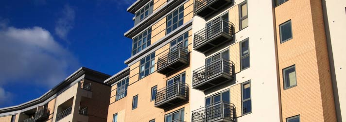 Apartment building insurance from Dadgar Insurance